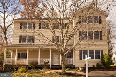 Falls Church Single Family Home For Sale: 1924 Hileman Road