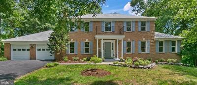 Great Falls VA Single Family Home For Sale: $949,900