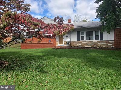Falls Church Single Family Home For Sale: 5904 Boston Drive