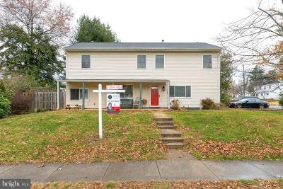 Falls Church Single Family Home Under Contract: 3246 Blundell Road