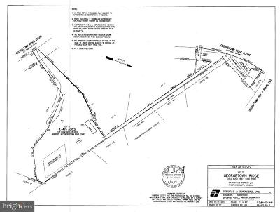 McLean Residential Lots & Land For Sale: 907 Georgetown Ridge Court