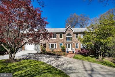 Alexandria Single Family Home For Sale: 6532 Spring Valley Drive