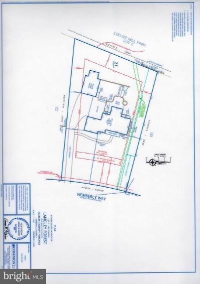 McLean Residential Lots & Land For Sale: 6812 Wemberly Way