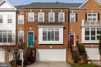 Reston Townhouse For Sale: 1978 Logan Manor Drive