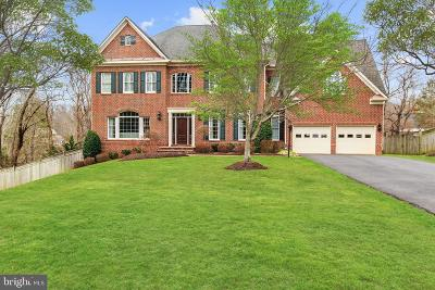 Great Falls VA Single Family Home For Sale: $1,650,000