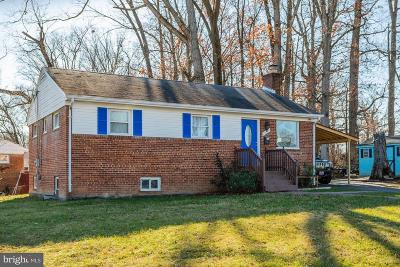 Falls Church Single Family Home For Sale: 7501 Jacks Lane
