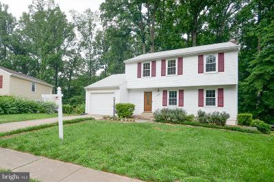 Fairfax VA Single Family Home For Sale: $589,900