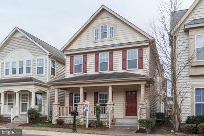 Lorton Single Family Home For Sale: 9111 Stonegarden Drive