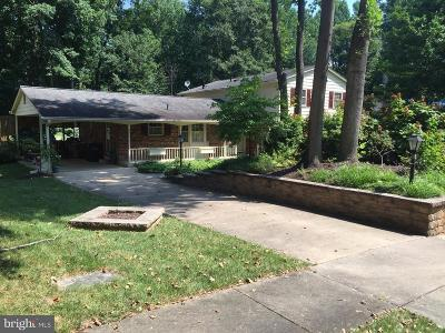 Springfield Rental For Rent: 8702 Powder Horn Road
