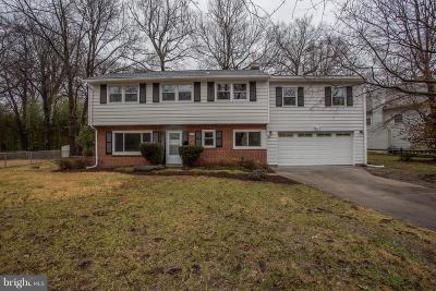Falls Church Single Family Home Active Under Contract: 2603 Shelby Lane