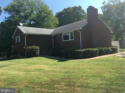 Fairfax County Single Family Home For Sale: 6425 Greenleaf Street