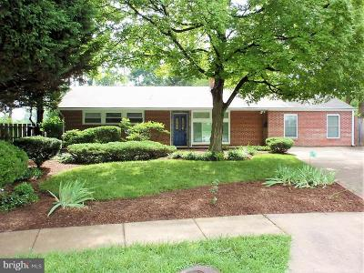 Springfield Rental For Rent: 5205 Gilpin Drive