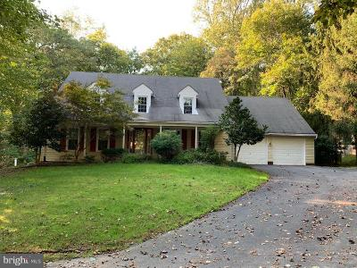 Fairfax, Fairfax Station Single Family Home For Sale: 5110 Pheasant Ridge Road