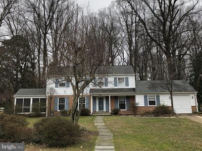 Annandale, Falls Church Single Family Home For Sale: 3612 Bent Branch Court