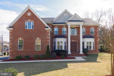 Annandale, Falls Church Single Family Home For Sale: 3600 John Court