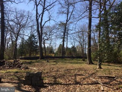 Vienna Residential Lots & Land For Sale: 1321 Hunter Mill Road
