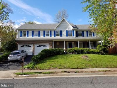 Fairfax County Single Family Home For Sale: 13910 Stonefield Lane