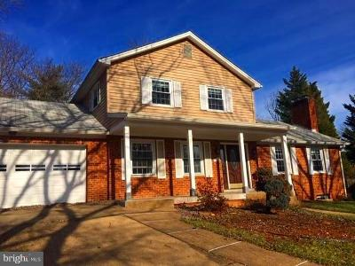 McLean Single Family Home For Sale: 1321 Banquo Court