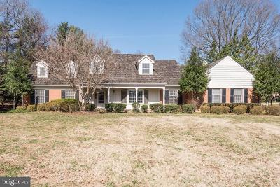 Great Falls Single Family Home For Sale: 9314 Arnon Chapel Road