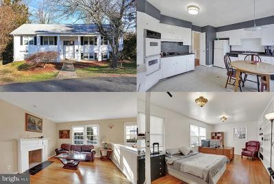Annandale, Falls Church Single Family Home For Sale: 3705 Sleepy Hollow Road