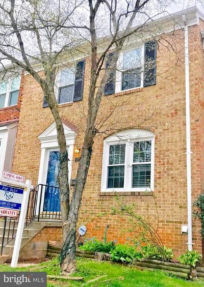 Springfield Rental For Rent: 8828 Surveyors Place