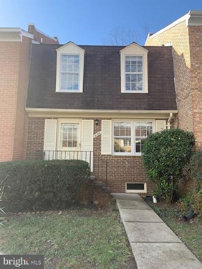 Springfield Rental For Rent: 5264 Leestone Court