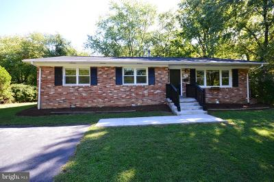 Herndon Rental For Rent: 906 Ballou Street