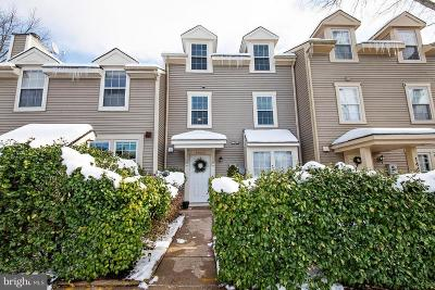 Centreville Townhouse For Sale: 14423 Gringsby Court