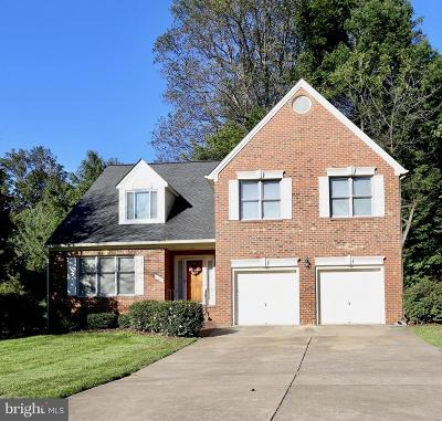 Fairfax Single Family Home For Sale: 4406 Nuttall Road