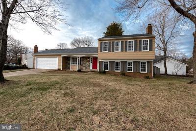 Saratoga, Saratoga - Stage 1a & 1b, Saratoga Hunt, Saratoga Springs, Saratoga Stage 3, Saratoga Townhouses, Saratoga Towns Single Family Home For Sale: 7900 Richfield Road