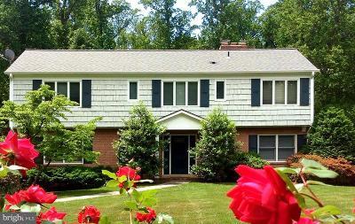 Alexandria Single Family Home For Sale: 7508 Park Terrace Drive