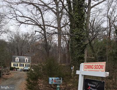 Alexandria Residential Lots & Land For Sale: 7150 Telegraph Road