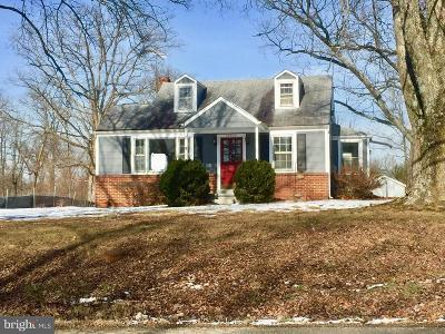 Fairfax, Fairfax Station Single Family Home For Sale: 12600 Thompson Road