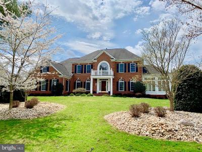 Great Falls VA Single Family Home For Sale: $1,695,000