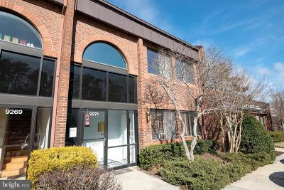 Fairfax County Commercial For Sale: 9271 Old Keene Mill Road #15B