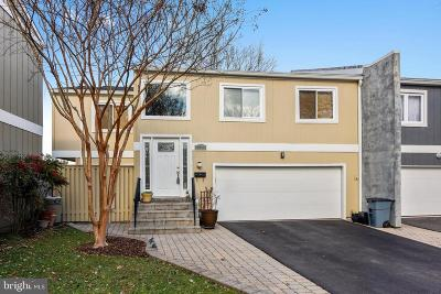 Reston Townhouse For Sale: 11326 Links Court