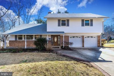 Single Family Home For Sale: 3012 Battersea Lane