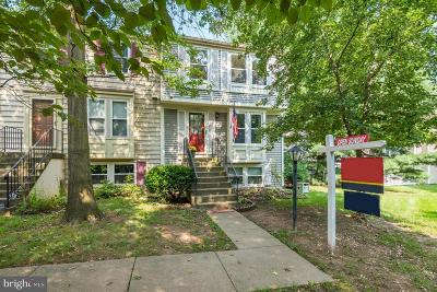 Reston Townhouse For Sale: 1755 Sundance Drive