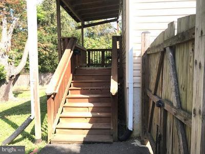 Falls Church Rental For Rent: 7614 Lunceford Lane