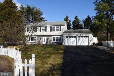 Fairfax Single Family Home Under Contract: 12806 Madeley Court