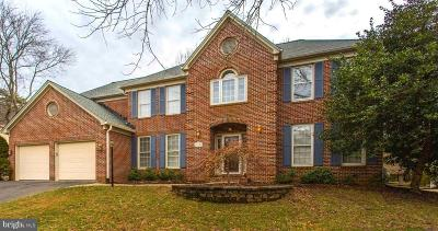 Virginia Run Single Family Home For Sale: 15191 Wetherburn Drive