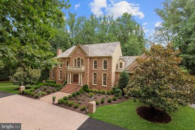 Mclean Single Family Home For Sale: 1125 Brook Valley Lane