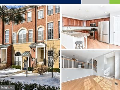 Reston Townhouse For Sale: 12075 Trumbull Way #2075-7