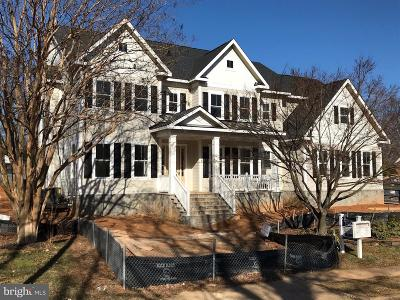 McLean Single Family Home For Sale: 1608 Simmons Drive