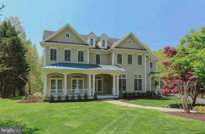 McLean Single Family Home For Sale: 1006 Bryan Pond Court