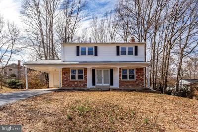 Springfield Single Family Home For Sale: 6810 Huntsman Boulevard
