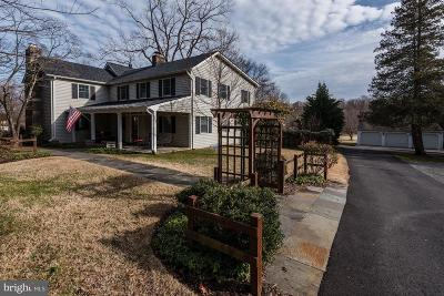 Fairfax County Single Family Home For Sale: 11611 Stuart Mill Road