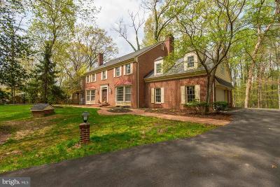 Woodside Estates Single Family Home For Sale: 1113 Laurelwood Drive
