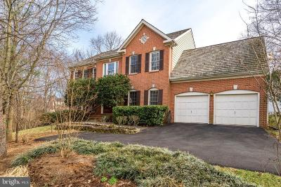Herndon Single Family Home For Sale: 13020 Bankfoot Court