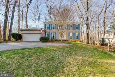 Burke, Fairfax City Single Family Home For Sale: 10726 Shingle Oak Court